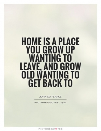 Quotes About Home | 7 Home Quotes To Help Make Your House A Home