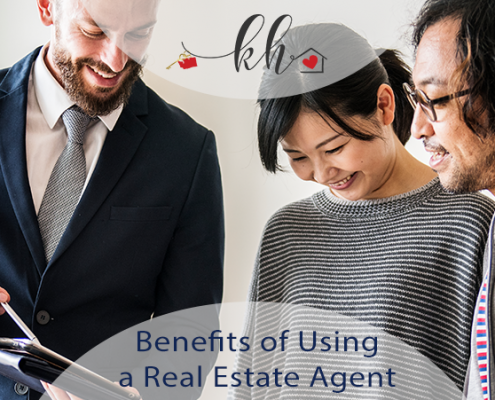 benefits of using a real estate agent