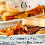 bruno's family restaurant & bar