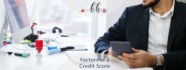 factors of a credit score
