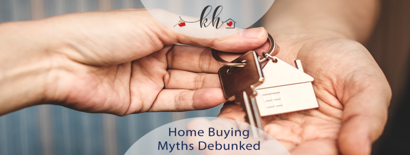 home buying myths debunked