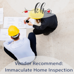 immaculate home inspection