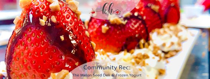 The Melon Seed Deli and Frozen Yogurt