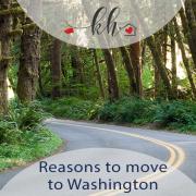 5 Reasons to Move to Washington State