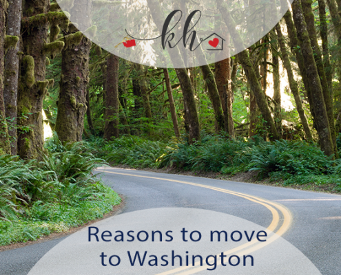 5 Reasons to Move to Washington State
