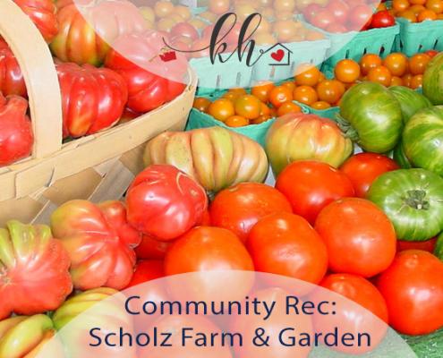 scholz farm and garden