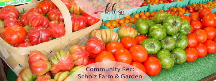 scholz farm and garden