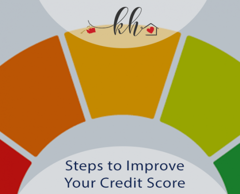 Steps to Repair Your Credit Score