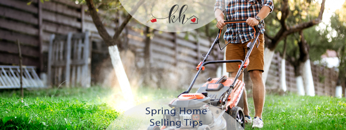 spring home selling tips