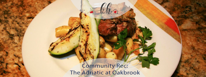 the adriatic at oakbrook