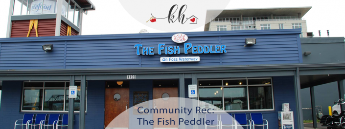 the fish peddler